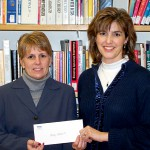Bangor literacy volunteer honored