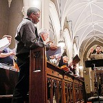 St. John's new choirmaster: Organ spoke on God's behalf