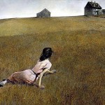 House featured in Wyeth's 'Christina's World' now US landmark
