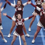 Lewiston, Medomak claim KVAC cheering crowns; Hampden second