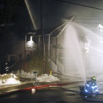 Restaurant blaze ruled accidental