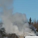 Christmas tree lights suspected in starting Winterport blaze