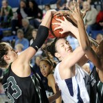 Black Bear basketball teams collect exhibition victories