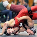 Mariners' Heanssler finds wrestling home at GSA