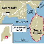 EPA opposes wetlands plan for Sears Island