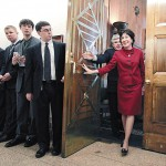 Collins defends role in stimulus