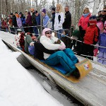 Tons of fun at toboggan championships