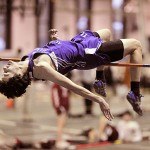 Wheeler hitting stride as pole vaulter