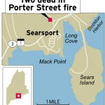 Police identify victims in Searsport fire