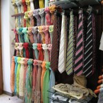 Sizing up your necktie
