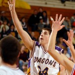 St. Pierre's 'D' helps Dragons halt Hornets