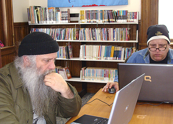 Rural library offers many services to its patrons