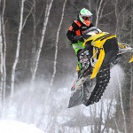 Snowmobile races delayed in Lincoln