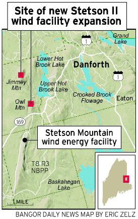 First Wind wants to pull Bowers Mountain wind project — for now