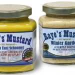 Maine mustard presented to White House