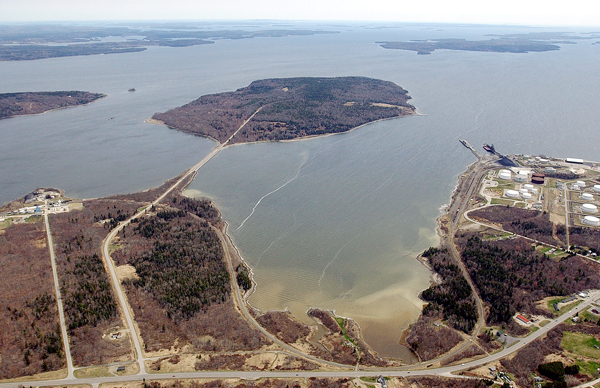 Sears Island compromise tabled