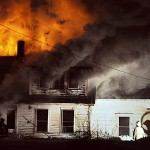 Family mourns loss of farmhouse to fire