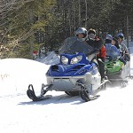 Snowmobiles get faster, cost more