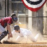 Black Bears bust out in 8th to win