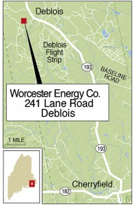 Biomass company property to be sold — Down East — Bangor
