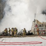 Fire destroys Kenduskeag auto body shop