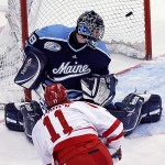 UMaine bounces back to earn 2-2 tie with BU