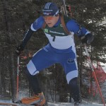 Adaptive biathlete competes in USA championships with one arm, inspires peer