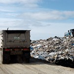 Smelly wastes added to Juniper Ridge landfill