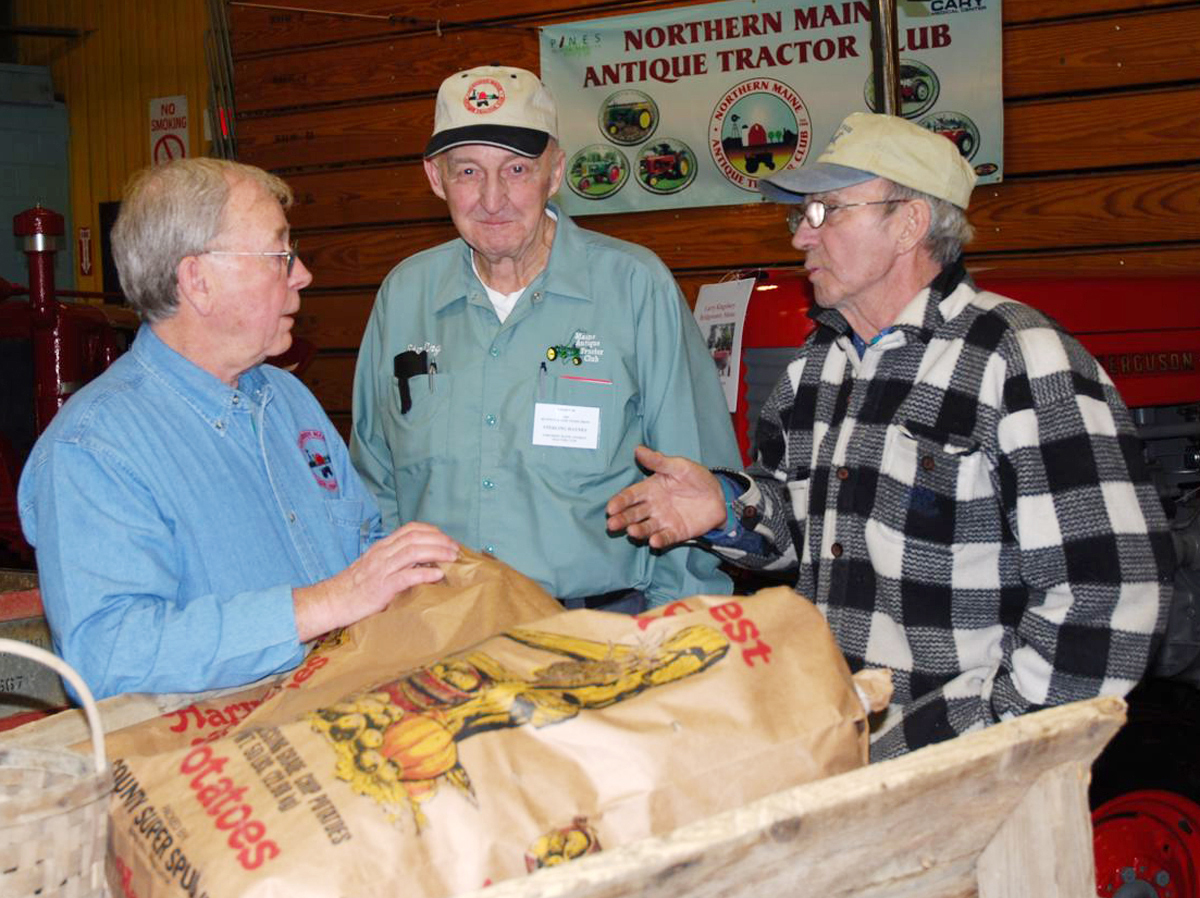 Agribusiness show opens Friday in Presque Isle