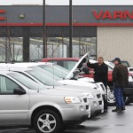 Auto bailout brings 'big sigh of relief' to Ellsworth dealer
