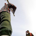Group eager to begin restoring Paul Bunyan statue