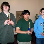 'Perfect' Orono student wins chess championship