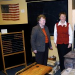 Replica one-room schoolhouse among Fort Kent Historical Society projects