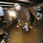 Receding floodwaters reveal damage, mess in Vermont