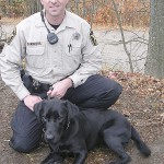 Funds being raised for police dog vest