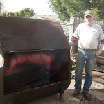 Belfast pig roast benefits local VFW
