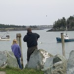 Search continues for second fisherman missing near Lubec