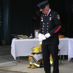 Calais firefighter with leukemia dies