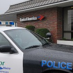 Conn. man arrested in Bangor bank robbery