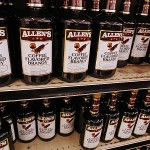 Allen's coffee brandy sales slip but remain No. 1 in Maine