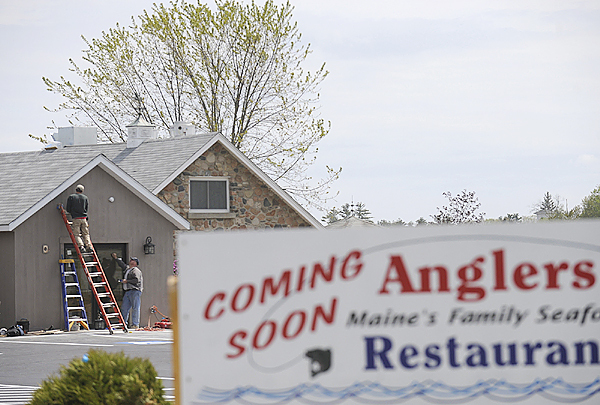 New Anglers Restaurant To Drop Line At Old Familiar Hampden