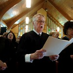 Unity pastor who felt like Moses when called to ministry among last to graduate from Bangor Theological Seminary