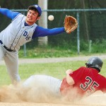 Katahdin, Deer Isle-Stonington split Saturday doubleheader