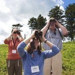 Birding hot spots in Maine stay busy despite torrential rains, bad economy