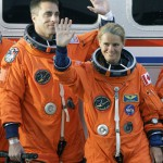 Astronauts pack up on next-to-last shuttle flight