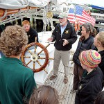 Schooner Bowdoin Training Cruise Sets Sail, Public Invited to Open Boat Events