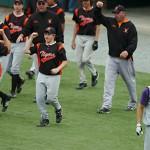 Morrill, Rockland baseball roll past Medomak Valley