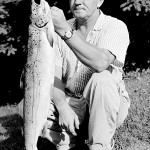 Spring tradition: Anglers vied to catch Penobscot's presidential salmon