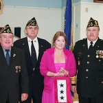 Legion Post 30 thanks Bucksport man for service