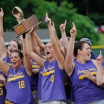 Woodland Dragons take Class D softball crown